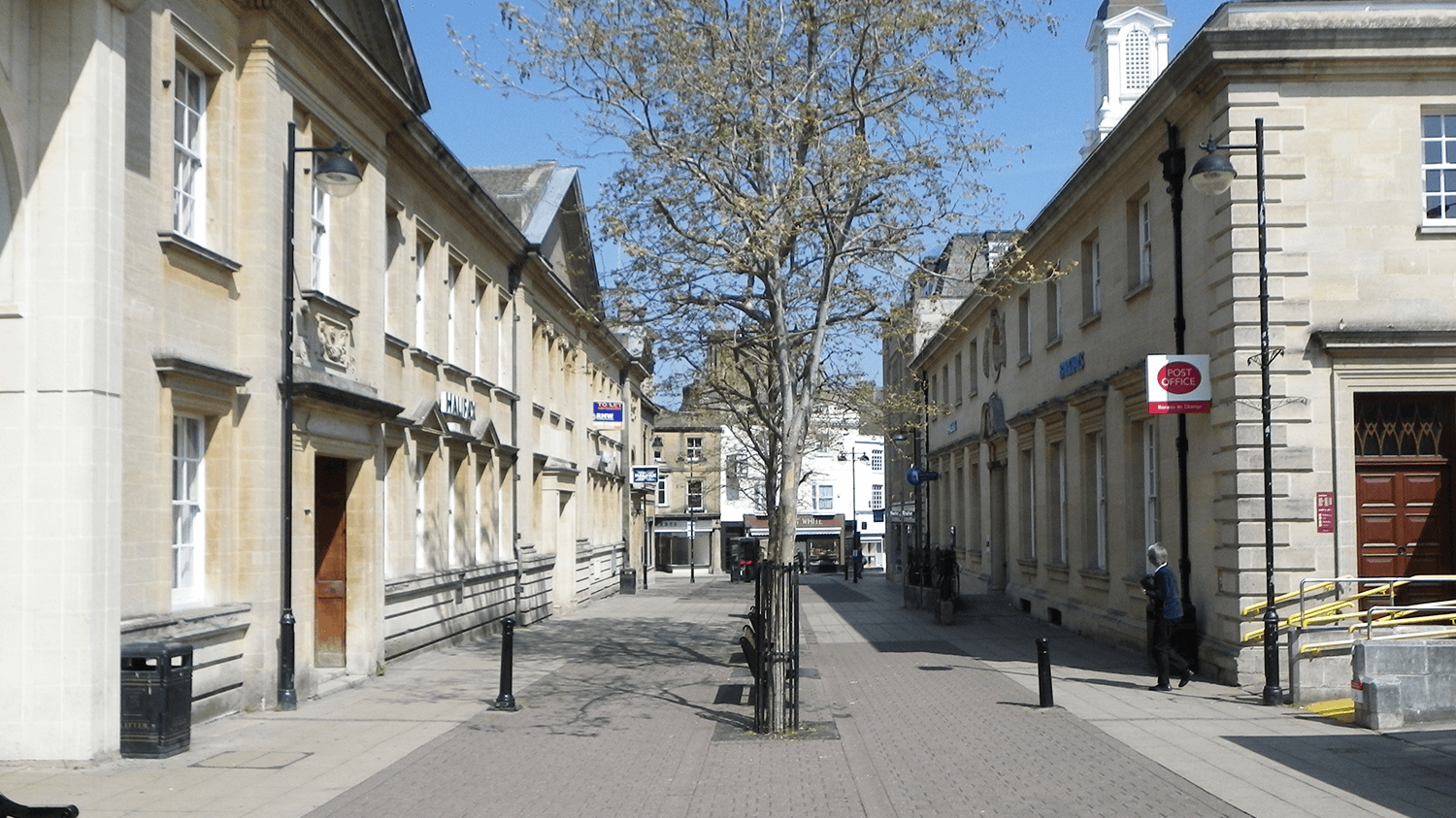 Commercial Buildings in Yeovil, Somerset